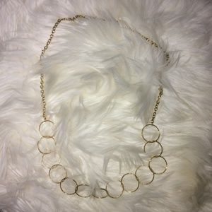 Jewelry - Simple Delicate Gold Fashion Jewelry Circle Chain
